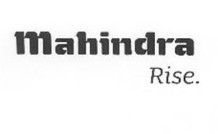 MAHINDRA RISE.