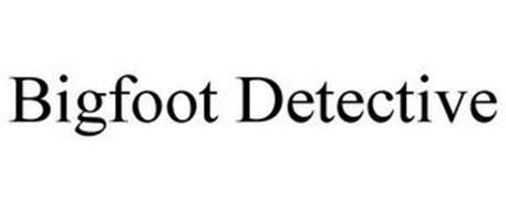 BIGFOOT DETECTIVE