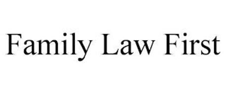 FAMILY LAW FIRST