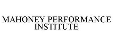MAHONEY PERFORMANCE INSTITUTE