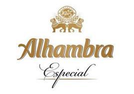 CERVEZAS ALHAMBRA 1925 ALHAMBRA ESPECIAL