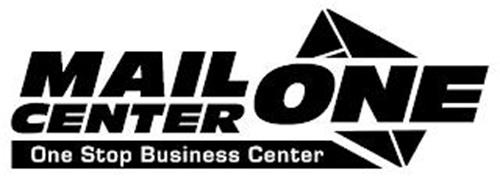 MAIL CENTER ONE ONE STOP BUSINESS CENTER