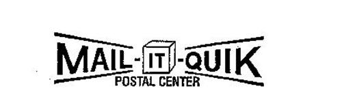 MAIL-IT-QUIK POSTAL CENTER