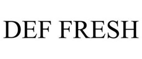 DEF FRESH