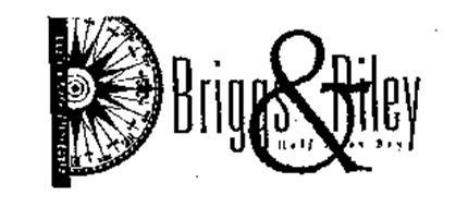 BRIGGS & RILEY QUALITY MADE AFFORDABLE HALF MOON BAY