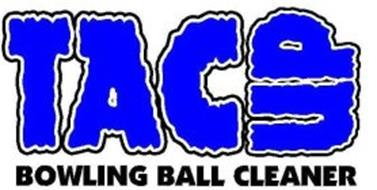 TAC UP BOWLING BALL CLEANER