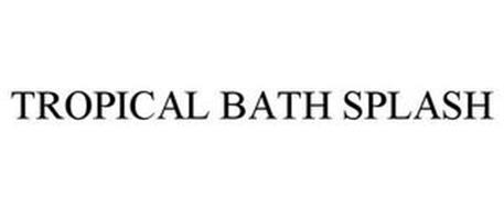 TROPICAL BATH SPLASH