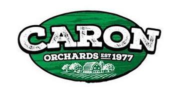 CARON ORCHARDS EST 1977