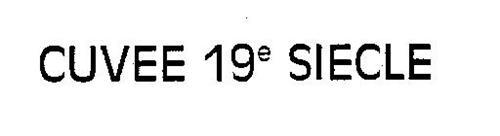 CUVEE 19E SIECLE