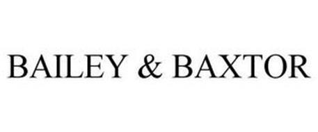 BAILEY & BAXTOR