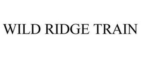 WILD RIDGE TRAIN