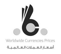 WORLDWIDE CURRENCIES PRICES