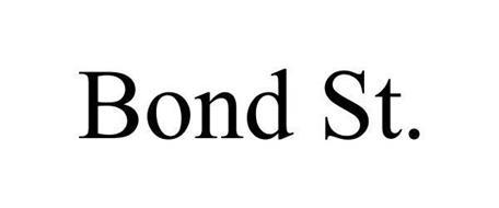 BOND ST.