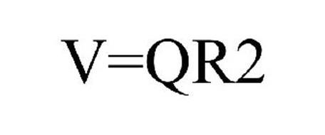 V=QR2