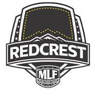 REDCREST MLF MAJOR LEAGUE FISHING
