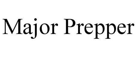 MAJOR PREPPER