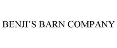 BENJI'S BARN COMPANY