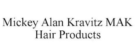MICKEY ALAN KRAVITZ MAK HAIR PRODUCTS