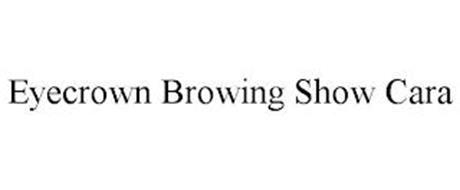 EYECROWN BROWING SHOW CARA