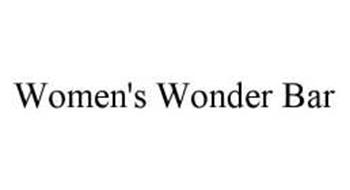 WOMEN'S WONDER BAR