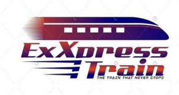 EXXPRESS TRAIN THE TRAIN THAT NEVER STOPS
