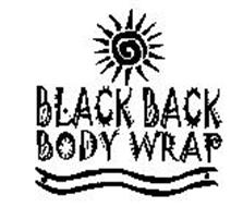 BLACK BACK BODY WRAP