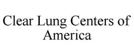 CLEAR LUNG CENTERS OF AMERICA