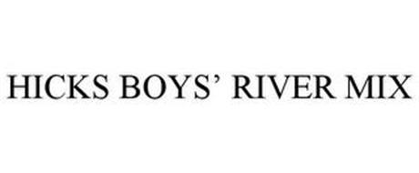 HICKS BOYS' RIVER MIX