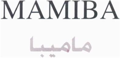MAMIBA
