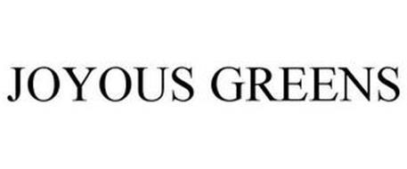 JOYOUS GREENS