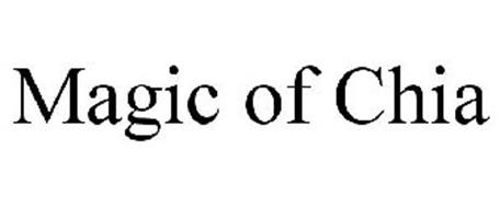 MAGIC OF CHIA