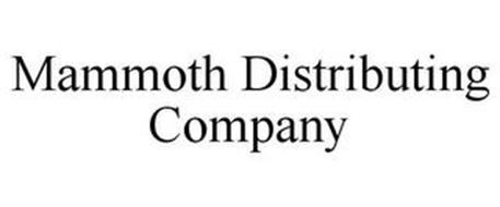 MAMMOTH DISTRIBUTING COMPANY