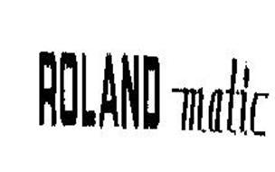 ROLAND MATIC