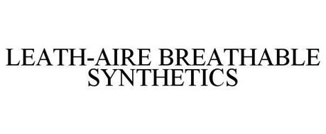 LEATH-AIRE BREATHABLE SYNTHETICS
