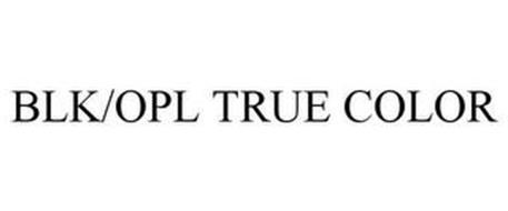 BLK/OPL TRUE COLOR
