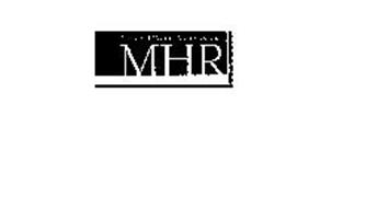 MHR MANAGED HEALTH RESOURCES, INC.