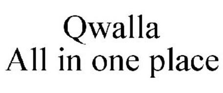 QWALLA ALL IN ONE PLACE