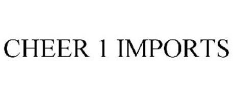 CHEER 1 IMPORTS