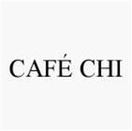 CAFÉ CHI