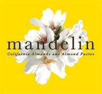 MANDELIN CALIFORNIA ALMONDS AND ALMOND PASTES