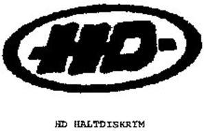 HD HALTDISKRIM