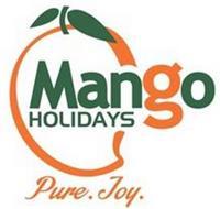 MANGO HOLIDAYS