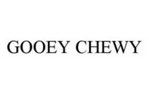 GOOEY CHEWY