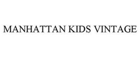 MANHATTAN KIDS VINTAGE