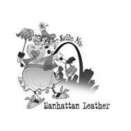SALLIE MOO MANHATTAN LEATHER