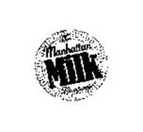 THE MANHATTAN MILK COMPANY