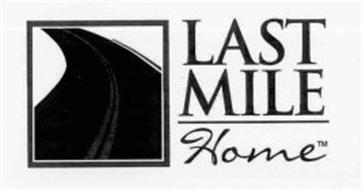 Last Mile Home Trademark Of Manna Freight Systems Inc