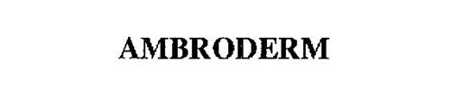 AMBRODERM