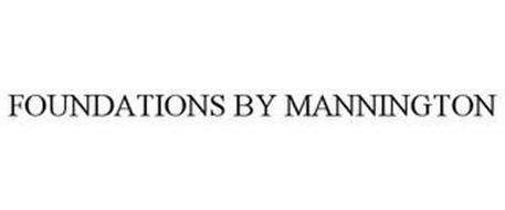 FOUNDATIONS BY MANNINGTON