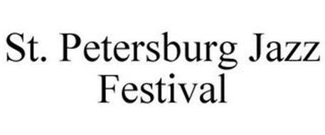 ST. PETERSBURG JAZZ FESTIVAL